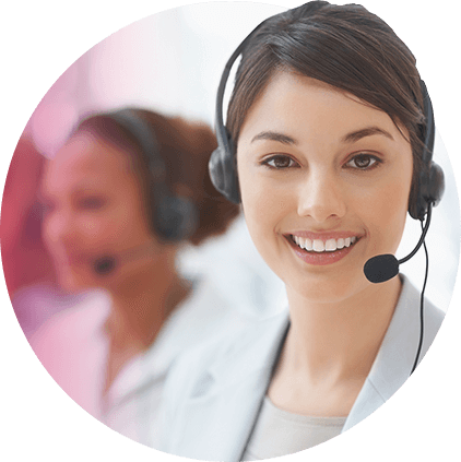 phone operator, Image of attractive Phone Actress engaged in exciting phone sex with client.